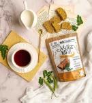Millet Rusk Moringa Leaf 100 Gms - Nutribee
