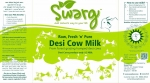 Desi Cow Milk 500 Ml-Swarg