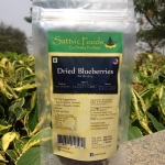 Dried Blueberries 100 Gms-Sattvic