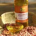 Ground Nut Oil 1ltr-Timbaktu