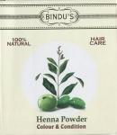 Henna Powder 200 Gms-Bindus Herbals