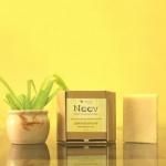 Lemongrass Soap 100 Gms-Neev Herbal