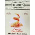 Orange Peel 100 Gms-Bindus Herbals