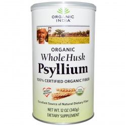 Psylium Husk 100 Gms-Organic India