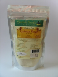 Quinoa Flour 250 Gms-Sattvic Foods