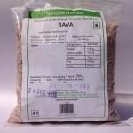 Red Rice Rava 500 Gms-Navadarshanam