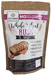 Whole Wheat Muffin 100 Gms - Nutribee