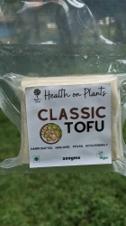 Classic Tofu 200 Gms - Health on Plants