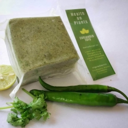Cilantro Tofu 200 Gms - Health on Plants