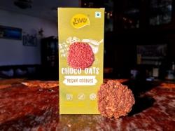 Choco Oats Vegan Cookies 150 Gms - Kivu