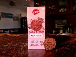 Coco Choco Vegan Cookies 150 Gms - Kivu