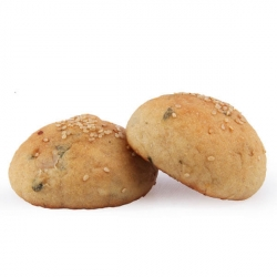 Whole Wheat Bun With Masala 100 Gms - Nutribee