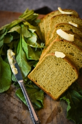 Spinach Bread 300 Gms - Nutribee