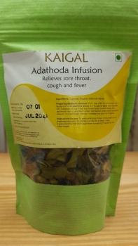Adathoda Leaves 25 Gms-Kaigal Trust
