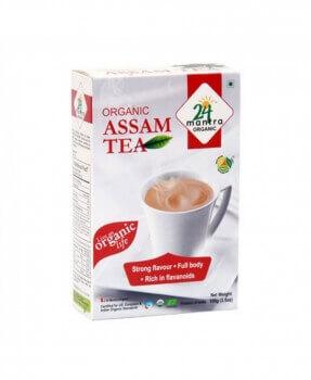 Assam Tea 100 Gms-24 Mantra