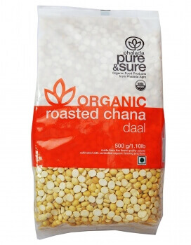 Roasted Channa 500 Gms-Phalada
