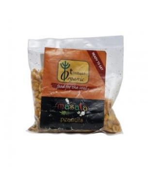 Salted Peanuts 100 Gms-Timbaktu