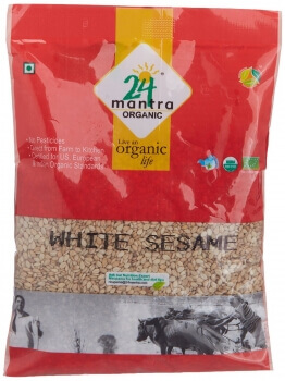 Sesame White 100 Gms-24 Mantra