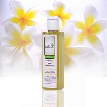 Baby Massage Oil 100 Ml-Rustic Art