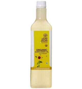 Sunflower Oil 1 Ltr-Phalada