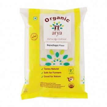 Bajra(Sajje) Flour 500 Gms-Arya