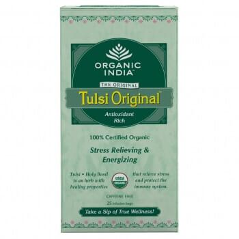 Tulsi Tea 25 Bags-Organic India