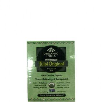 Tulsi Tea 50 Gms-Organic India