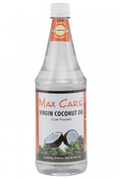 Virgin Coconut Oil 500 Ml-MaxCare