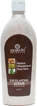 Walnut Scrub 200 Ml-Prakriti Herbals