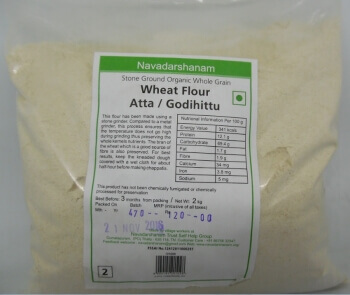 Wheat Flour 2 Kg-Navadarshanam