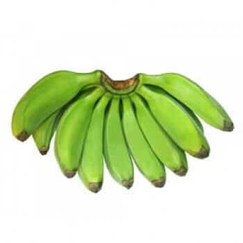 Banana Raw  - 1 Pc