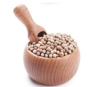 White Pepper Whole 100 Gms-Eco Store