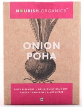 Onion Poha 150 Gms-Nourish