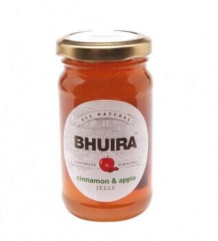 Cinnamon & Apple Jelly 240 Gms-Bhuira