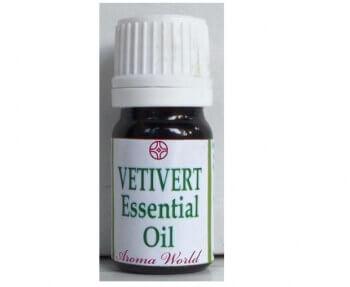 Vetiver Essential Oil 10 Ml-Aroma World