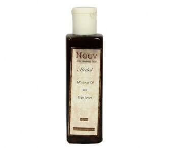 Massage Oil for Pain Relief 100 Ml-Neev Herbal