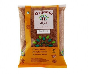 Brown Sugar 1 Kg-Arya