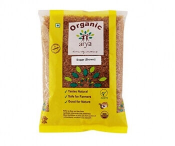 Brown Sugar 500 Gms-Arya