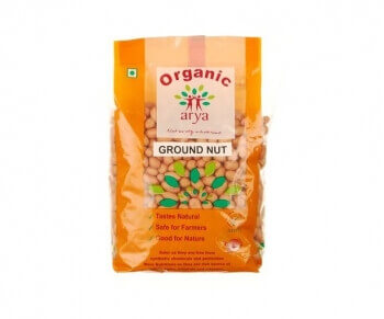 Ground Nut 500 Gms-Arya