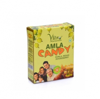 Amla Candy 50 Gms-Vitro Naturals