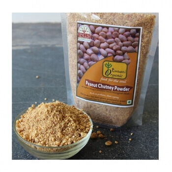 Peanut Chutney Powder 500 Gms-Timbaktu