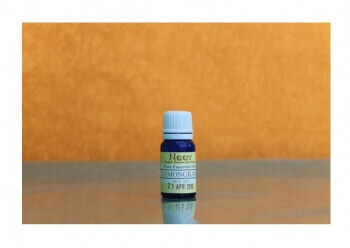 Lemongrass Essential Oil 8 Gms-Neev Herbal
