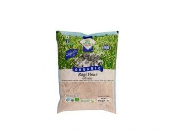 Ragi Flour 500 Gms-24 Mantra