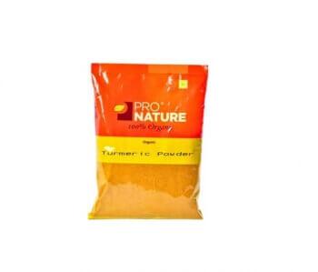 Turmeric Powder 100 Gms-Pro Nature