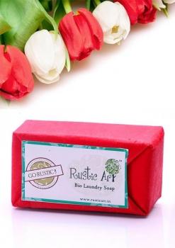 Bio Laundry Handmade Soap 150 Gms-Rustic Art
