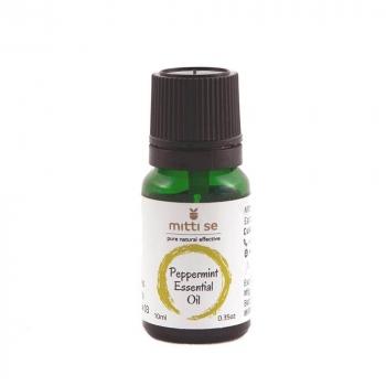 Peppermint Essential Oil 10 Ml -Mitti Se