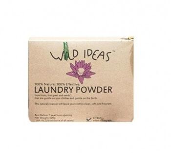 Laundry Powder Regular 500 Gms-Wild Ideas