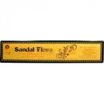 Sandal Flora Incense Sticks 50 Gms