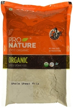 Whole Wheat Atta 1Kg-Pro Nature