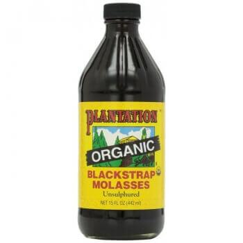 Black Strap Molasses 442 Ml-Bragg's